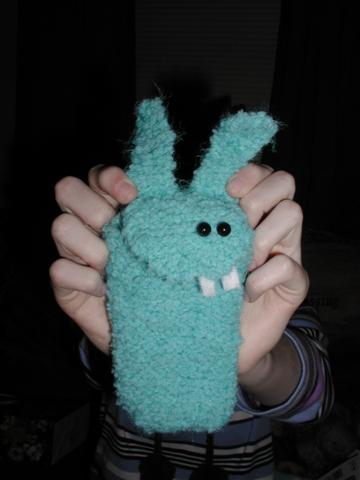 Mobile Monster Bunny