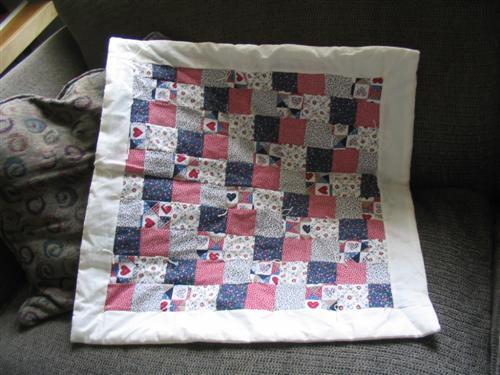Kirsten's Friendship Quilt