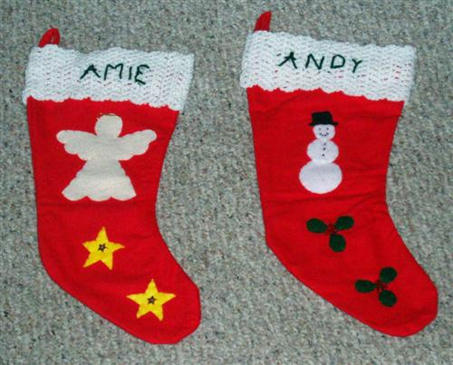 Marzen Family Stockings
