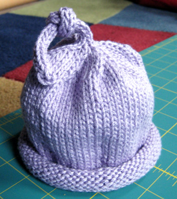 Umbilical Cord Hat