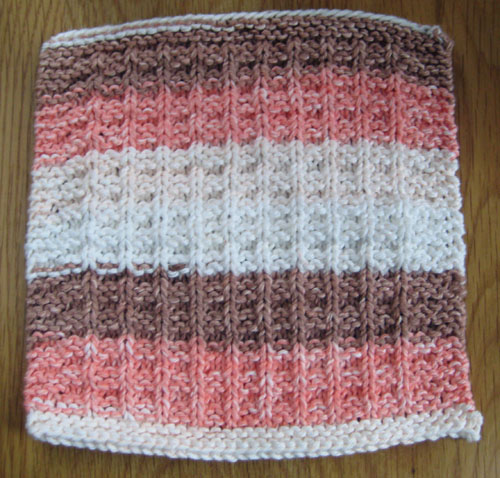 Waffle Knitting Pattern Dishcloth : knitting   kris knits